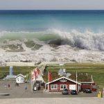 tsunami, angoisse psychotique, déferlante