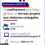 coronavirus covid-19 violences conjugales, femmes